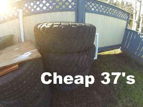 Really Cheap Tires and Lift Kit Parts