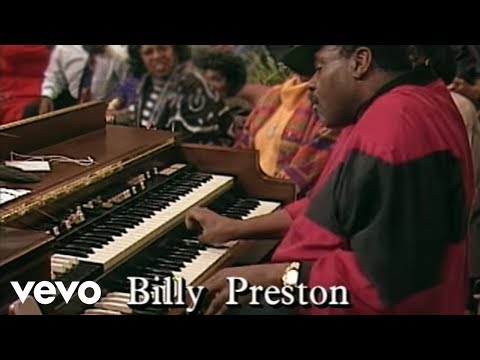 Billy Preston - You Can't Beat God Giving (Live)