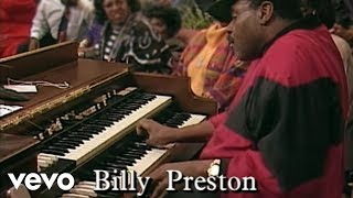 Billy Preston - Y๐u Can't Beat God Giving (Live) [Official Video]