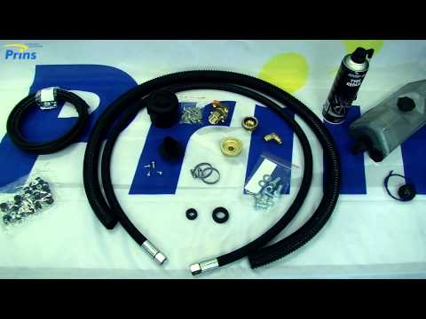 Part 1 Installation Kit And Tooling VSI-2.0 LPG