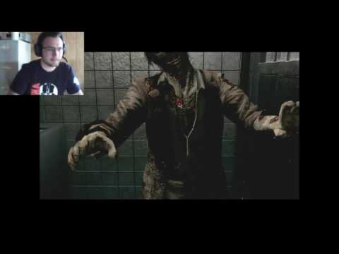 Resident Evil #2 Hall way of death!!!