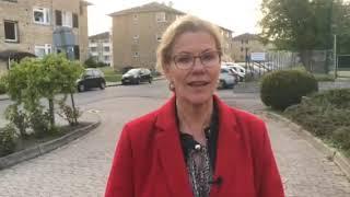 Valgdebat i Folehaven