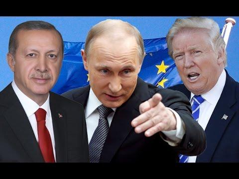 Die Präsidenten der Endzeit ➤ Der Untergang der Türkei