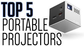 5 Best Portable Projectors | 2018 | Best on the Net