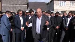 Балкарский алгъыш (здравица-тост). Произносит Гадиев Азнаур!!!