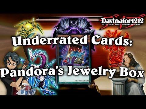 Underrated Cards: Pandora's Jewelry Box! Hidden Yu-Gi-Oh! Gems!