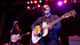 "Brian Fallon & The Crowes ""Honey Magnolia"" Minneapolis,Mn 3/19/16 HD"