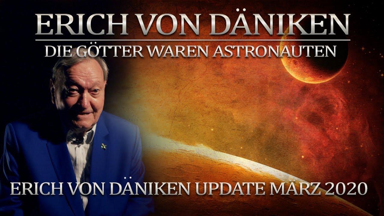 Erich von Däniken Coronavirus Update März 2020