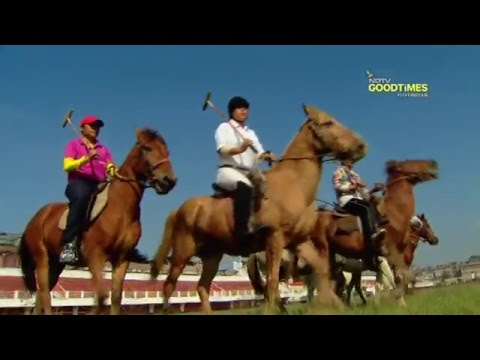 India Explored Manipur - SPORTS Part 1