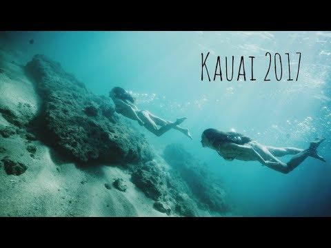 KAUAI, Hawaii 2017: The Return | (GOPRO HERO 5) 4K