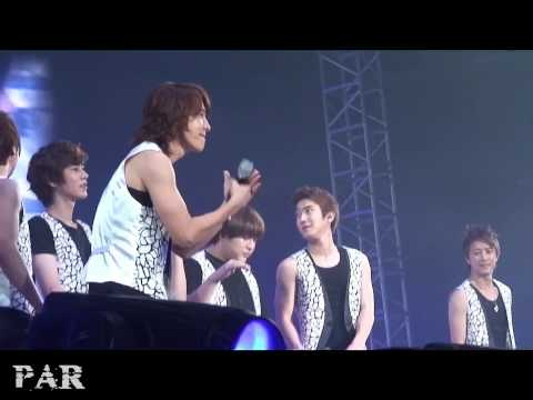 091212 Nanjing Super Show II - Introduction