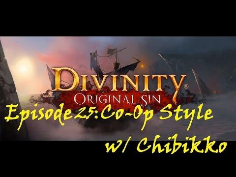 Let's Co-Op Divinity: Original Sin. Episode 25. Chibi Breaks a remote control.