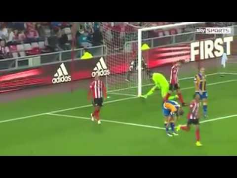 Highlights : Sunderland (1) vs (0) Shrewsbury Town