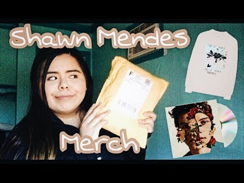 Shawn Mendes Merch Review