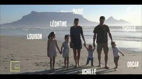 Une famille qui voyage le monde - Six en piste - Mille et une vies