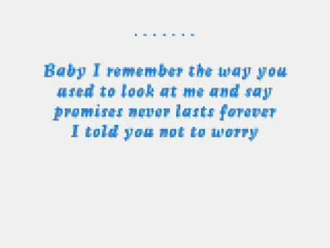 I Want You Back - N'Sync - With Lyrics