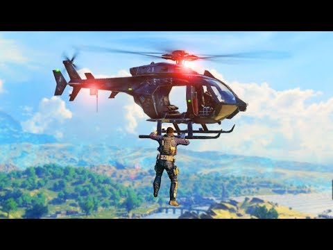 Call Of Duty BLACKOUT Funny Moments!