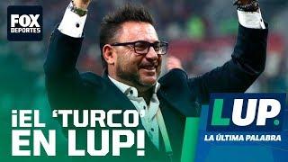 LUP: Alex Blanco aclara las cosas con el 'Turco'
