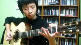 (Christmas Carol) Jingle_Bells - Sungha Jung