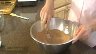 Vegan Carob Brownies