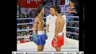 06 July 2014, Eung Bora winner, specail boxing 17:39mn