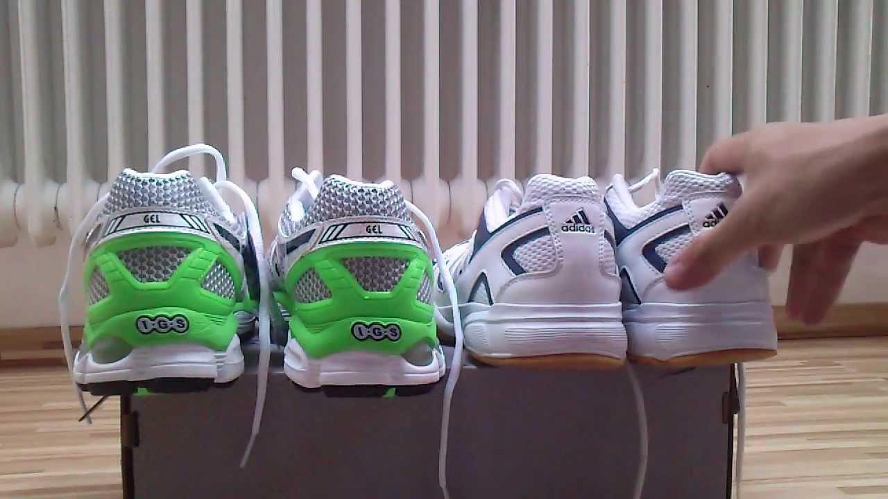 Perbedaan Sepatu lari dengan sepatu olah raga lainnya - YouTube 7dba269a14