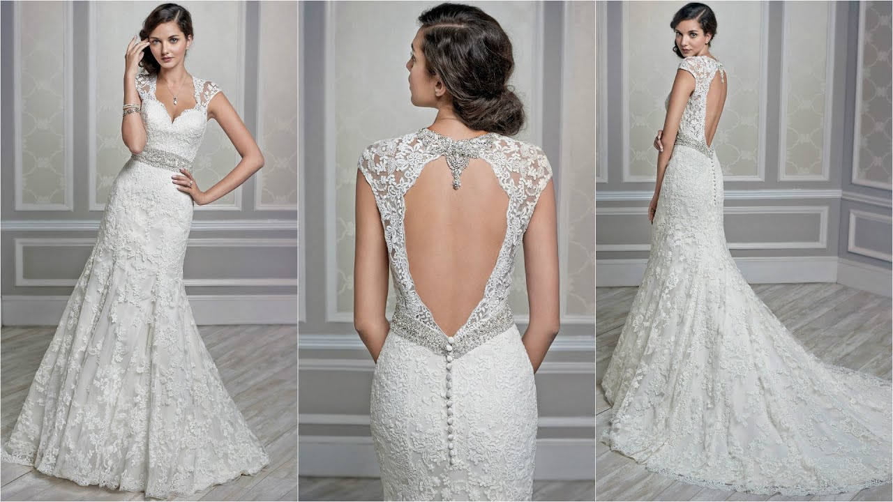 Wedding dresses with straps perfect wedding dress for How to find the perfect wedding dress