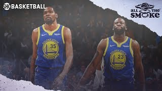 Kevin Durant Opens Up About Draymond Green Incident | ALL THE SMOKE