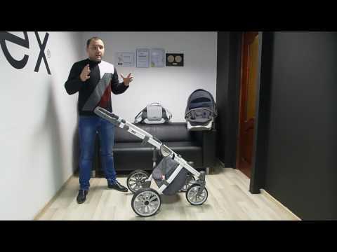 Презентация Универсальное коляски Anex Sport