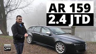 Alfa Romeo 159 2.4 JTD SW - ksiądz nie będzie kłamał - pytaj o wszystko!