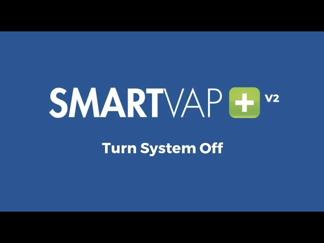 Video 12 - Turn System Off