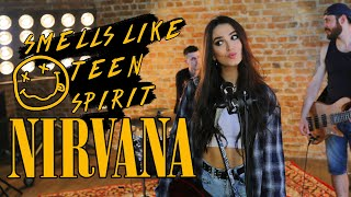 Nirvana - Smells Like Teen Spirit (cover by Sershen&Zaritskaya feat. Kim and Shturmak)