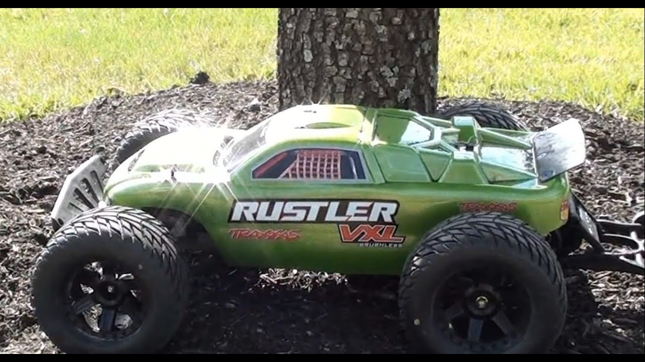 traxxas race car with Watch on T O P 6 Wheeler Conversion Kit in addition Red Hot Traxxas Trx 4 News Bronco 2 2 Kit further P272507 together with Introducing Fastest Remote Control Car World also Watch.