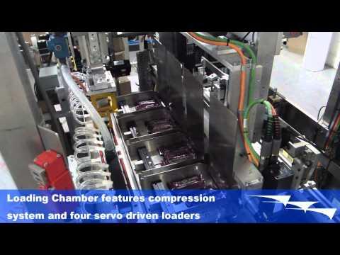Bar Autoload Cartoner | HD-LSP - AFA Systems