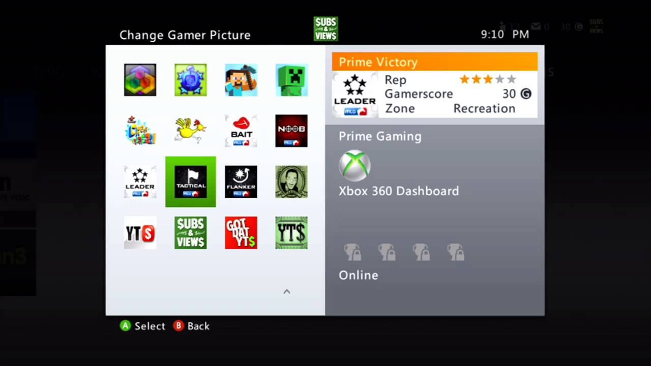 Best gamer pictures on xbl got that youtube money - Xbox anime gamer pictures ...