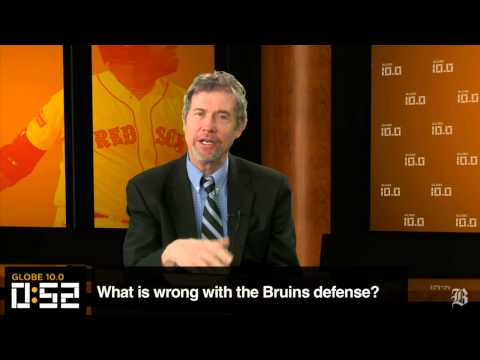 Globe 10.0: What is wrong with the Bruins defense?