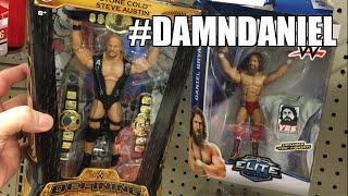 WWE ACTION INSIDER: Stone Cold Steve Austin Mattel Wrestling Figure Toy Hunt and Review
