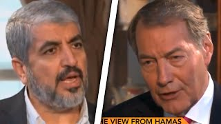 Should Israel Exist? Hamas Leader's Dumb, Damaging Answer