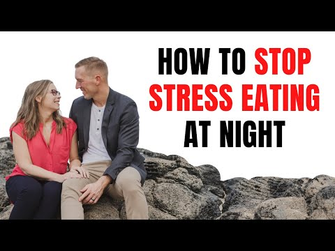 how-to-stop-stress-eating-at-night