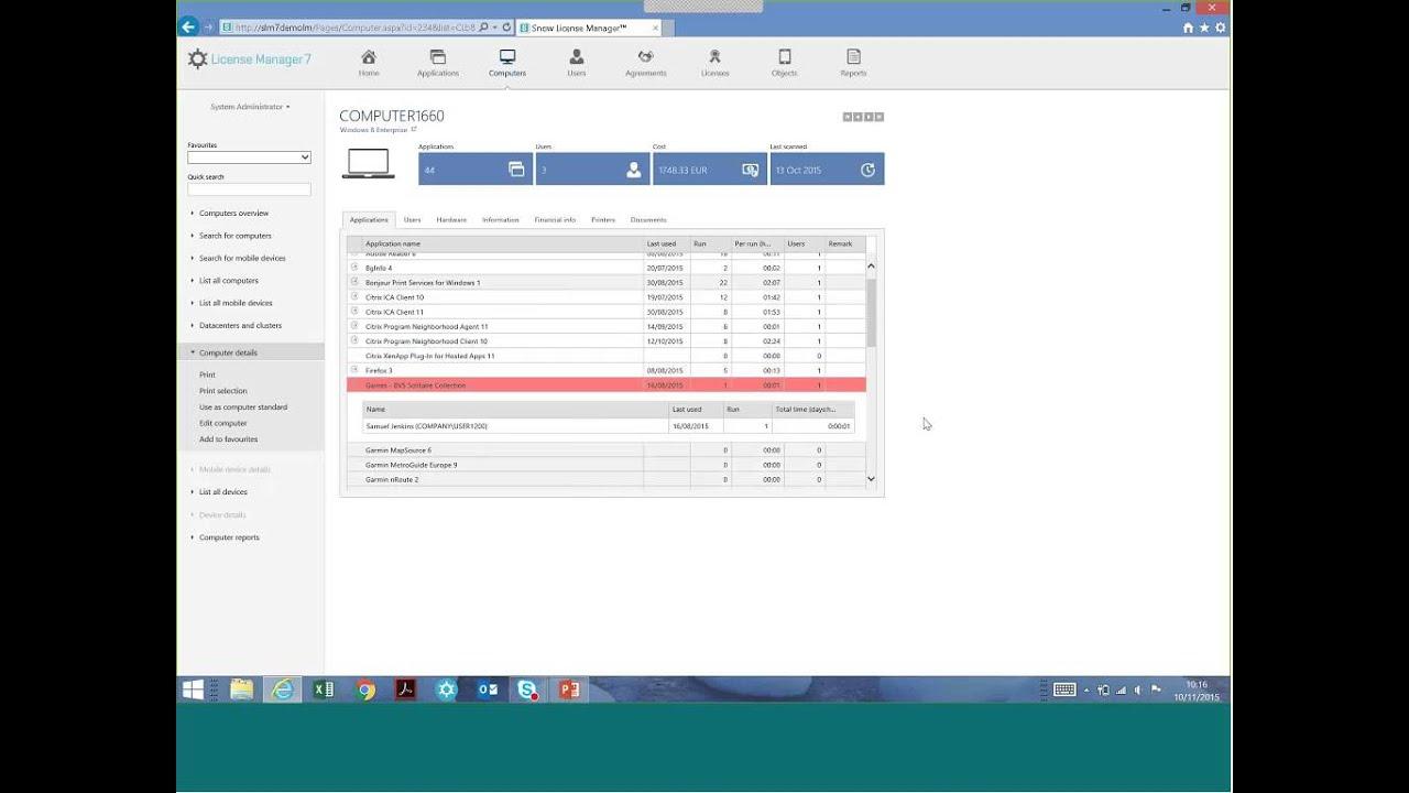 Software Asset Management - Grey Matter