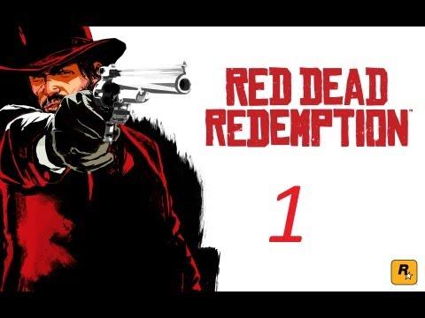 Прохождение Red Dead Redemption  серия 1 (Дикий запад)