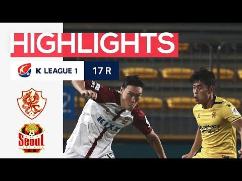 Gwangju FC Seoul Goals And Highlights