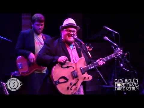 """Cas Haley """"I'm Free"""" 11/5/15 Dakota Jazz Club, Minneapolis MN"""