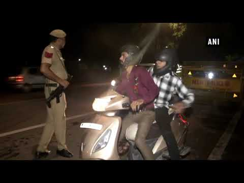 Security Check Tightens In Delhi Ahead Of Independence Day | ANI News