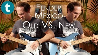 Let's play | New Fender Mexico Player Series | Thomann