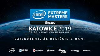 IEM Katowice 2019 - Asia/Americas Minor | Dzień 2 - Na żywo