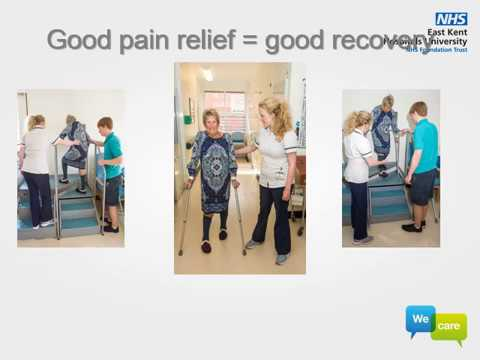 Your Anaesthestic and Pain Relief after Surgery