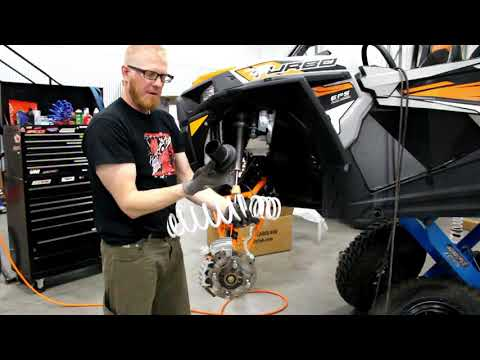 Zbroz Racing RZR XP 1000 Dual Rate Spring Kit Install 1