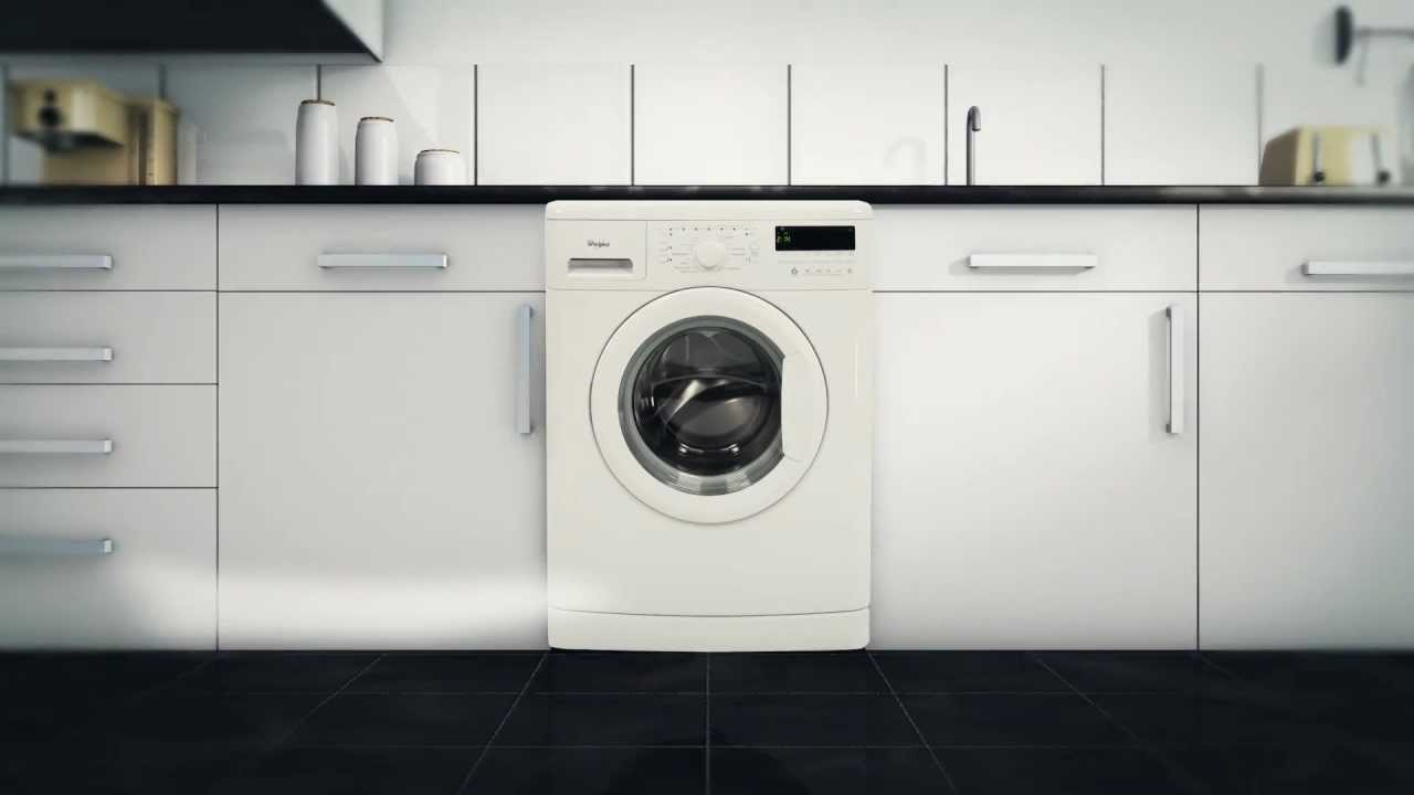 Whirlpool Washing Machine  WWDC 7410  YouTube