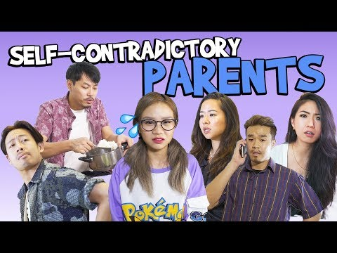 Self-Contradictory Parents (Father's Day Special)